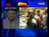 Ravi Shankar Prasad comes out in defence of Sushma Swaraj over Lalit Modi controversy