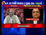 BJP attacks Congress in US firm bribing scandal