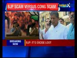 BJP returns Congress fire with sting video on Harish Rawat's aide
