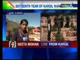 Preparation of 16th anniversary of Kargil War has begun