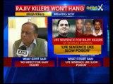 No death for Rajiv Gandhi killers, Supreme Court dismisses curative petition