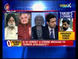 Yakub Memon hanging: Is SC verdict a strong message to 'Terror Apologists'?