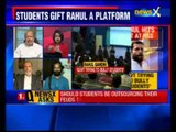FTII Row: By inviting Rahul Gandhi have students undermined the autonomy of FTII?