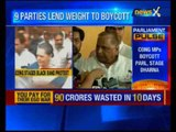 'Suspension of Congress MPs must be withdrawn': Mulayam Singh Yadav