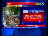 Former Goa minister Churchill Alemao arrested in Louis Berger bribery case