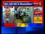 SC allows Mumbai Metro to hike fare upto Rs 110