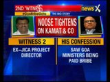 I saw Goa ministers being paid bribe: Former JICA director of Goa government