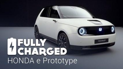HONDA e Prototype I Fully Charged