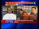 Samjhauta Blast: ASG Satpal Jain defends NDA, attacks UPA