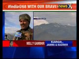 NewsX reports from Post 13620 along LoC in Kargil