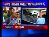 FTII row: 71 days on, total chaos at FTII