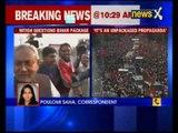 NDA's Rs 1.25 lakh crore package for Bihar just propaganda, says Nitish Kumar