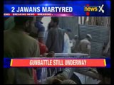Two Armymen, two militants killed in Handwara gunfight