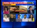 Nation At 9: In Mumbai netas finally blink but meat still banned in 5 states