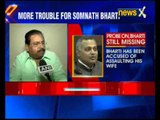 Delhi police to issue 2nd notice to AAP MLA Somnath Bharti in domestic violence case