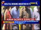 Tamil Nadu illegal mining case: Skeletal remains unearthed amid allegations of human sacrifice