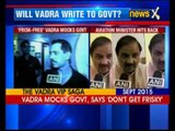 Will visit every Airport, remove name from VIP list: Robert Vadra on Facebook