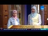 رأى عام - الإعلامي عمرو عبدالحميد يهدي درع قناة TeN للرائدات في تكنولوجيا المستقبل