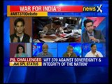 Nation At 9: Article 370 Undermines one India?