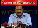 Alleging corruption, Arvind Kejriwal sacks Food Minister Asim Ahmed, plays tape