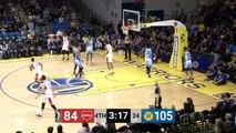 Tarik Phillip Posts 14 points & 10 rebounds vs. Santa Cruz Warriors