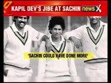 Kapil Dev takes swipe at Sachin Tendulkar, Mumbai cricket