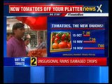 Tomato prices swell 50% at Rs 60 per kg
