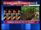 Forensic report confirms remains found in Raigad forest are Sheena Bora's