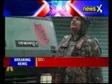 Encounter underway between BSF and militants in Handwara, Jammu and Kashmir