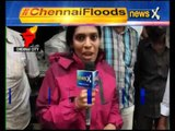 Chennai floods: Milk packets sell for Rs 100 per litre with essential commodities in short supply