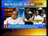 P. Chidambaram speaks exclusively to NewsX