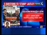 Lalit Modi jumps into AAP vs Jaitley face-off