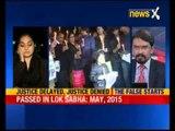 Nirbhaya Case: Nirbhaya parents on the streets