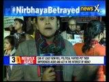 Nirbhaya Case: Aam Aadmi on the streets but no netas