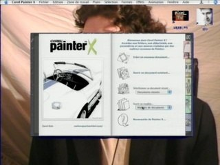Comment debuter avec PAINTER X - 1er emission 1H