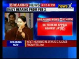 DA Case: Supreme Court to hear case against J Jayalalithaa's Acquittal on February 2