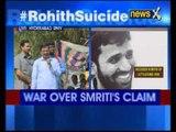 Sack vice chancellor and Smriti Irani must apologize, says Arvind Kejriwal
