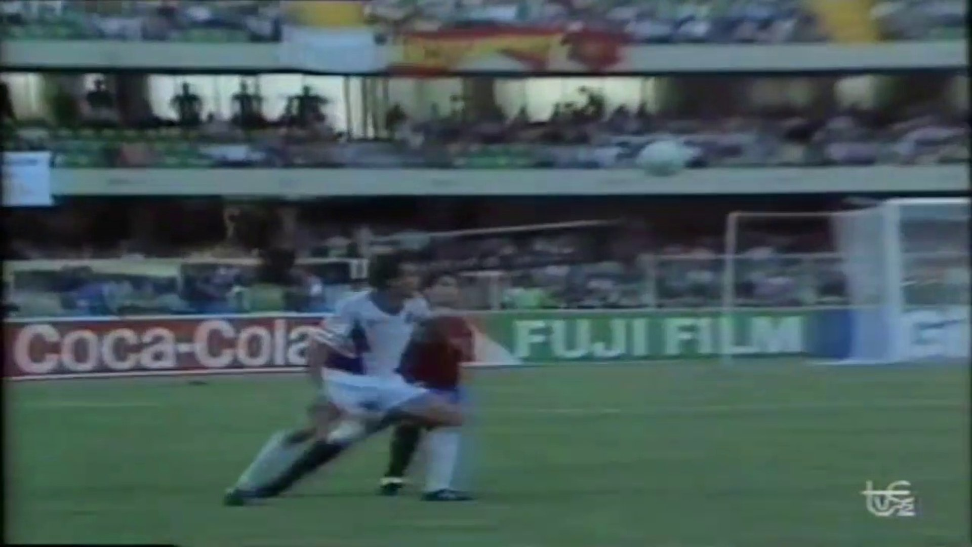 Zlatko Vujovic ● Skills ● Spain 1:2 Yugoslavia ● World Cup 1990