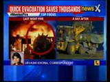 'Make in India' event fire: How swift action averted a major tragedy
