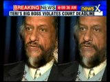 TERI's RK Pachauri faces fresh legal trouble for violating travel conditions