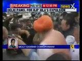 Delhi Assembly Ethics Panel suggests expulsion of BJP MLA OP Sharma