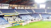 Tensions entre supporters sochaliens et nancéiens après le match FC Sochaux - ASNL