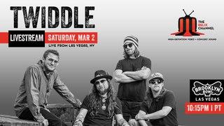 Twiddle :: 3/2/19 | 10:15PM PT :: Brooklyn Bowl Las Vegas :: Sneak Peek | Set I