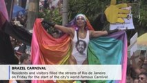 Rio's evangelical mayor boycotts Carnival for 3rd straight year