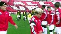 Consadole Sapporo defeat Urawa Reds 2-0 in J-League