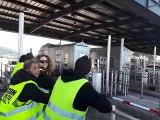 Gilets jaunes : opération péage gratuit à Avignon-Nord