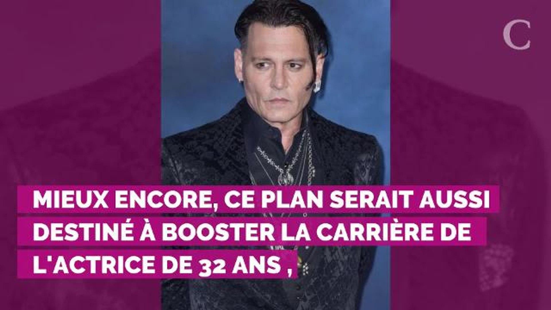Accusé de violences conjugales, Johnny Depp contre-attaque et réclame 50 millions de dollars à Amber