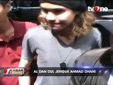 Al dan Dul Jenguk Bawa Makanan Untuk Ahmad Dhani