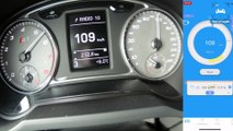 320HP AUDI S1 2.0 TFSI ACCELERATION & TOP SPEED 0-257km/h by AutoTopNL