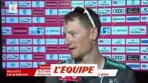 Bennett «On était venu pour gagner une étape, on l'a fait» - Cyclisme - Tour des EAU